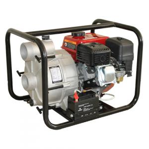 """Motopompa apa murdara Senci SCWT-80E, 3"""", 7.5 CP, benzina, 1100 l/min, Hmax. 28 m [1]"""