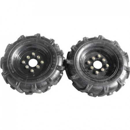 Motosapa AGT 5580, Honda GX200, 6.5 CP, benzina, 2+1 viteze + roti 4.00-8, plug bilonat4