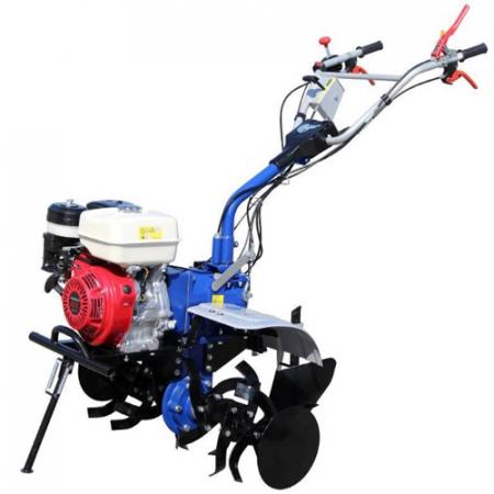 Motosapa AGT 9000 PREMIUM, Honda GX270, 9 CP, benzina, 2+1 viteze + roti 5.00-12, plug bilonat0