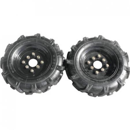 Motosapa AGT 9000 PREMIUM, Honda GX270, 9 CP, benzina, 2+1 viteze + roti 5.00-12, plug bilonat2