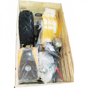 Motocultor ProGARDEN HS1000BW, 7.5 CP, benzina, 2+1 viteze, roti ATV, manicot rulment (Campo 854)3