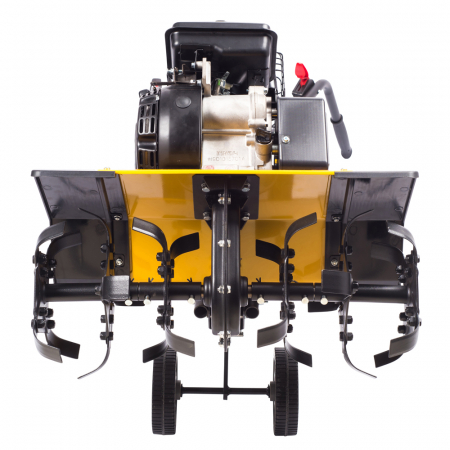 Motosapa Texas LILLI 365TG, 1.9 CP, benzina, transmisie dublu arbore, 2 viteze + accesorii7