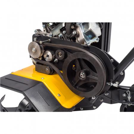 Motosapa Texas LILLI 365TG, 1.9 CP, benzina, transmisie dublu arbore, 2 viteze + accesorii8