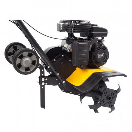 Motosapa Texas LILLI 365TG, 1.9 CP, benzina, transmisie dublu arbore, 2 viteze + accesorii5