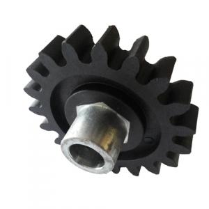 Pinion antrenare motor zdrobitor ENO 3, ax 18/38 mm, 19 dinti [1]