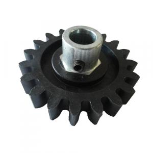Pinion antrenare motor zdrobitor ENO 3, ax 18/38 mm, 19 dinti [0]