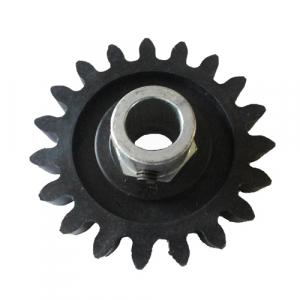 Pinion antrenare motor zdrobitor ENO 3, ax 18/38 mm, 19 dinti [2]