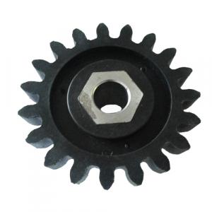 Pinion antrenare motor zdrobitor ENO 3, ax 18/38 mm, 19 dinti [3]