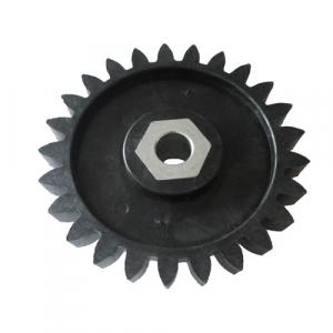 Pinion antrenare snec zdrobitor ENO 3, ax 16/30 mm, 25 dinti [3]