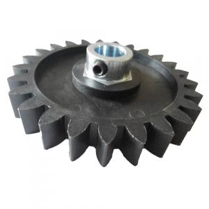 Pinion antrenare tambur zdrobitor ENO 15, ax 18/30 mm, 25 dinti [1]
