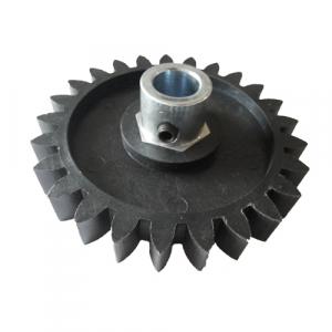 Pinion antrenare tambur zdrobitor ENO 3, ax 18/38 mm, 25 dinti [0]
