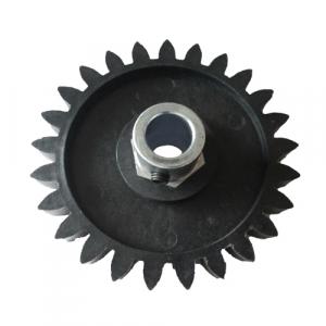 Pinion antrenare tambur zdrobitor ENO 3, ax 18/38 mm, 25 dinti [1]