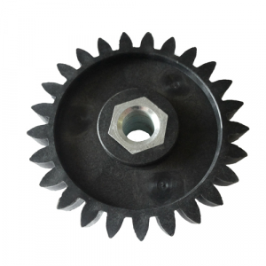 Pinion antrenare tambur zdrobitor ENO 3, ax 18/38 mm, 25 dinti [2]