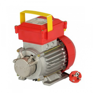 Pompa de transfer ulei vegetal ROVER NOVAX 10 Oil, 320 W, 300-420 L/h [0]