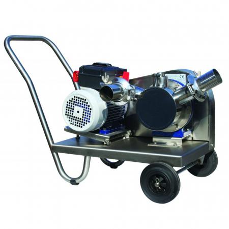 Pompa de transvazare miere BCM Volumex 50, 230 V, 2.5 CP, 150 L/min [0]