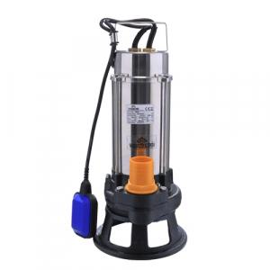 Pompa submersibila cu plutitor pentru apa murdara Wasserkonig PSI14, 1500 W, 300 l/min, Hmax. 14 m [0]