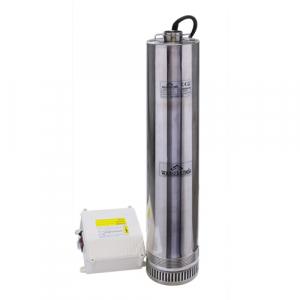 Pompa submersibila multietajata apa curata Wasserkonig WK6000-80, 1850 W, 100 l/min, Hmax. 80 m [0]
