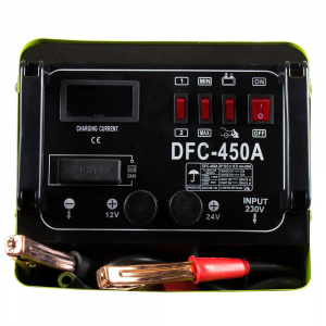 ProWELD DFC-450A redresor acumulatori 12V/24V, functie Start [2]