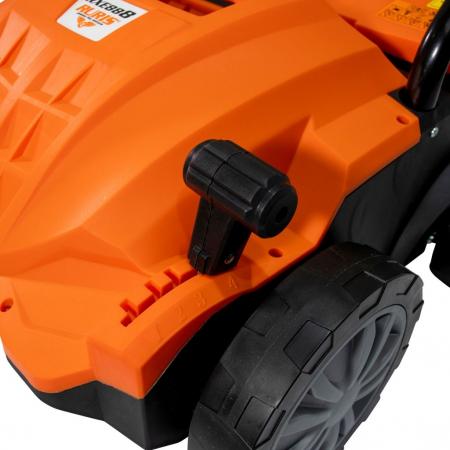 Scarificator gazon electric Ruris RXE888, 1500 W, 32 cm, 30 L1