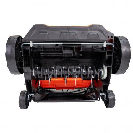 Scarificator gazon electric Ruris RXE888, 1500 W, 32 cm, 30 L5