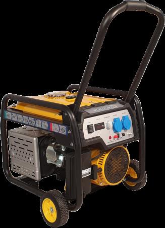 Stager FD 4000E generator open-frame 3.3kW, monofazat, benzina, pornire electrica [0]