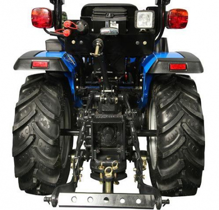 Tractor agricol Solis 20 4WD, 20 CP, diesel4