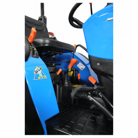 Tractor agricol Solis 26 4WD, 26 CP, diesel (Wider Agri) [8]