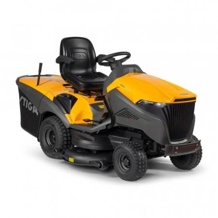 Tractoras de tuns gazon Stiga ESTATE 7122 HWSY, 20 CP, 122 cm, 320 L [0]