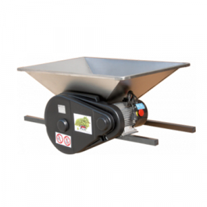 Zdrobitor electric de fructe Grifo PIGMO, 750 W, 1500 kg/h, inox [0]