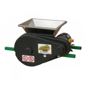 Zdrobitor electric de fructe Grifo PIPMO, 750 W, 1000 kg/h, cuva inox [0]