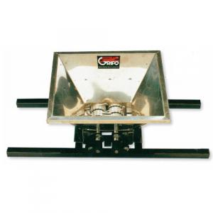 Zdrobitor manual de fructe Grifo PIP, 300-500 kg/h, cuva inox [1]