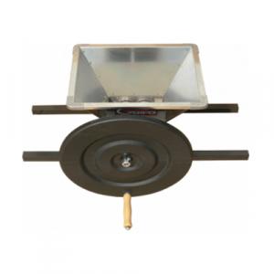 Zdrobitor manual de fructe Grifo PIP, 300-500 kg/h, cuva inox [0]