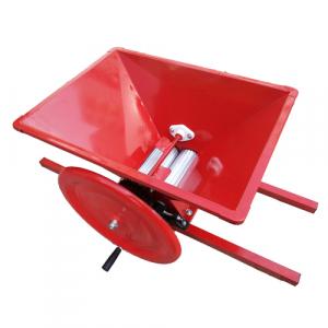 Zdrobitor de struguri manual MINIENO Smalto, 300-500 kg/h [1]