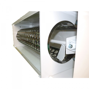 Zdrobitor-desciorchinator electric cu snec ENO 15 Smalto, 750 W, 1600-1800 kg/h2
