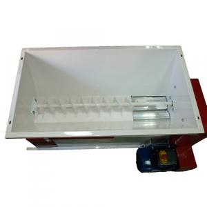 Zdrobitor-desciorchinator electric cu snec ENO 15 Smalto, 750 W, 1600-1800 kg/h1