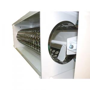 Zdrobitor de struguri cu desciorchinator, electric ENO 3/M Smalto, 750 W, 1000-1200 kg/h [1]