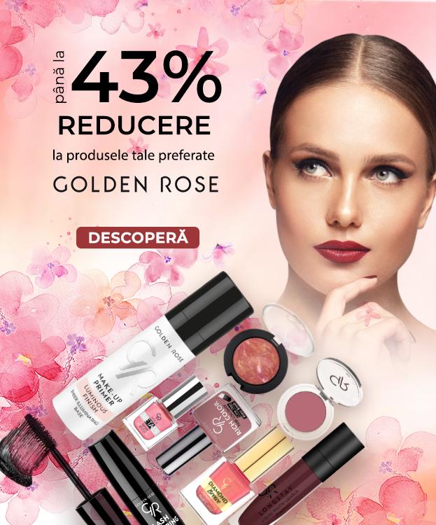 GOLDEN ROSE BESTSELLER -43% M