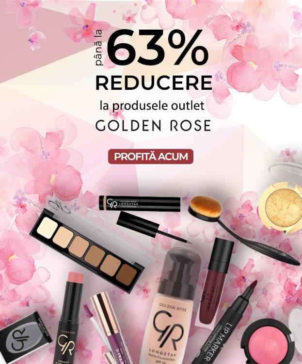 GOLDEN ROSE OUTLET -63% M