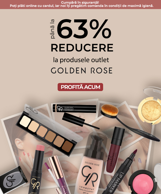 GOLDEN ROSE OUTLET 63% M