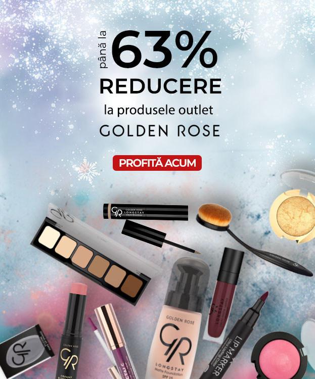 REDUCERI GOLDEN ROSE OUTLET -63% M