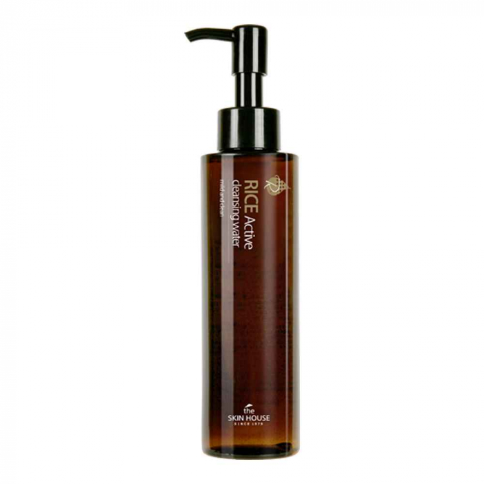 Lotiune Hidratanta pentru Curatare Ten The Skin House Rice Active Water 150ml 0