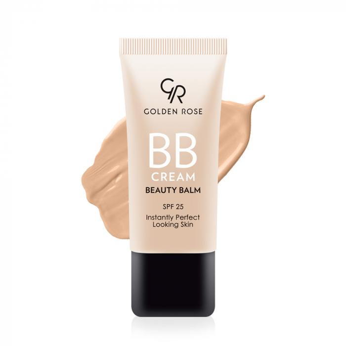 BB Cream Golden Rose Beauty Balm SPF25 Diverse nuante 0