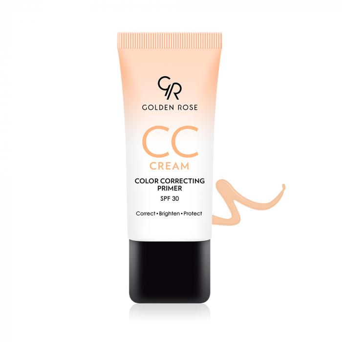 CC Cream Golden Rose Correcting Primer Orange 0