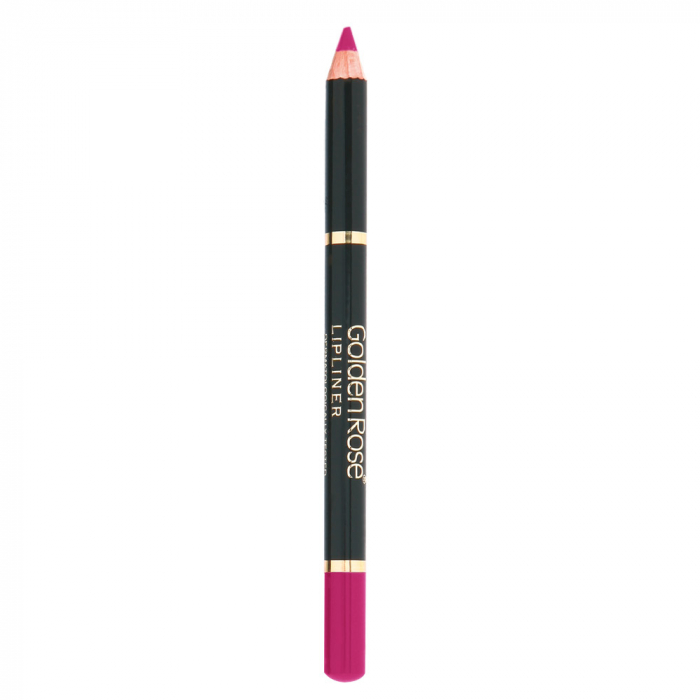 Creion de buze Golden Rose Wooden Roz 0