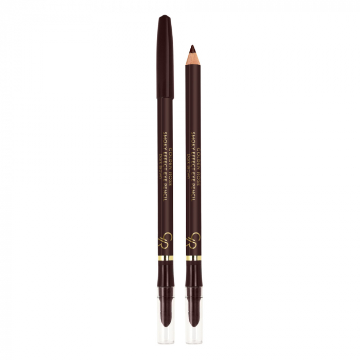 Creion de ochi Golden Rose Smoky Effect Maro 0