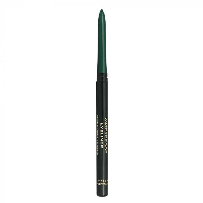 Creion ochi Golden Rose Waterproof Automatic Verde 0