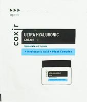 Esantion Crema pentru Fata Hidratanta Coxir Ultra Hyaluronic  2ml 0