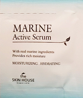 Esantion Ser Hidratant The Skin House Marine Active 2ml 0