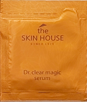 Esantion Ser Tratare Acnee The Skin House Dr Clear Magic 2ml 0