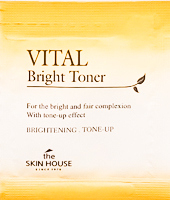 Esantion Toner Uniformizare Culoare The Skin House Vital Bright 2ml 0